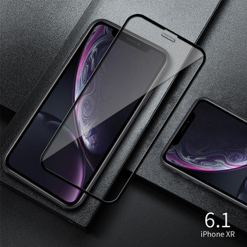 Full Cover Tempered Glass For iPhone XS Max XR X Explosion-Proof Screen Protector Film For iPhone 6 6s 7 8 Plus 5 5S 5C SE Glass 3