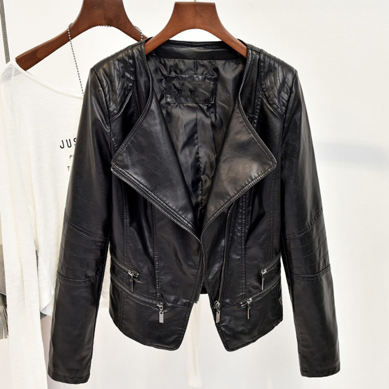 Online Get Cheap Cute Leather Jackets for Women -Aliexpress.com ...