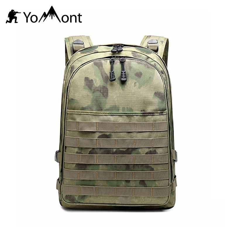 18l Militärische Taktische Camouflage Wasserdichte Armee Assualt Rucksack Für Wandern Camping Jagd