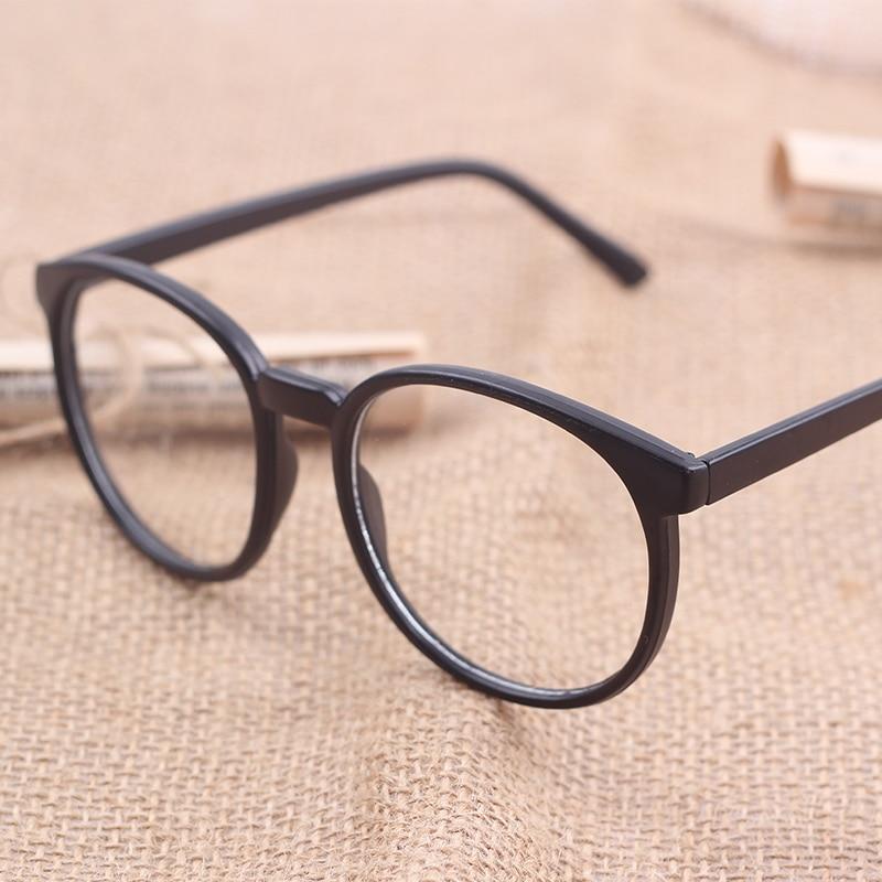 eeef8dfa4 Men Women Optical eye glasses frame Vintage band Eyewear round eyeglasses  frames armacao de oculos de grau femininos masculino-in Eyewear Frames from  ...