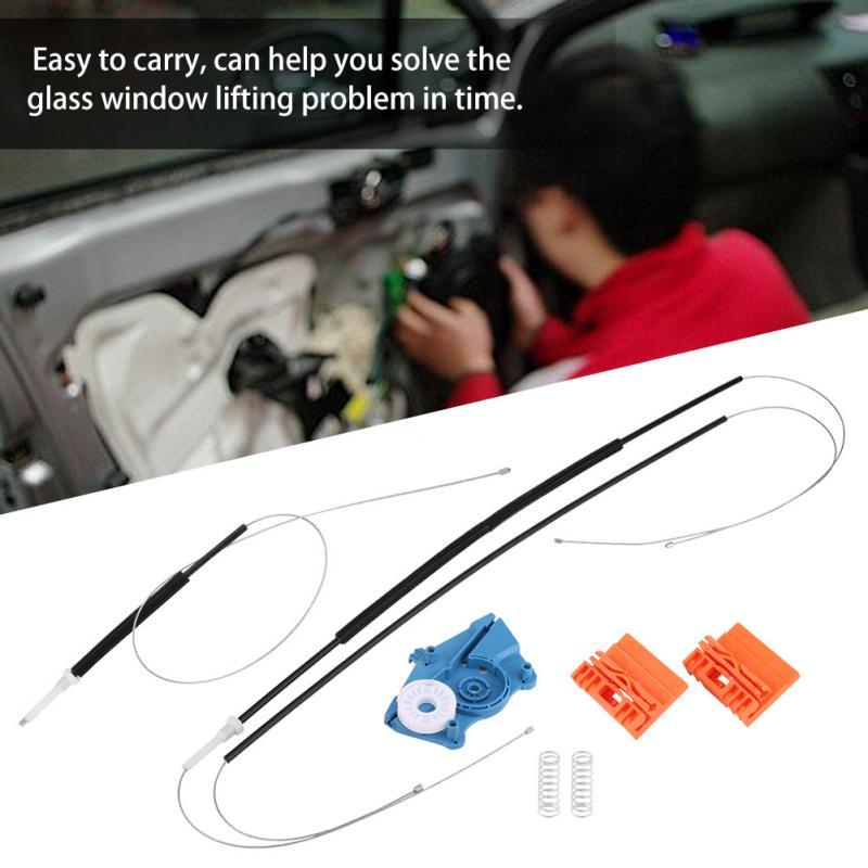 Passenger Side Rear without Power Window Motor Premier Gear PG-740-445 Window Regulator