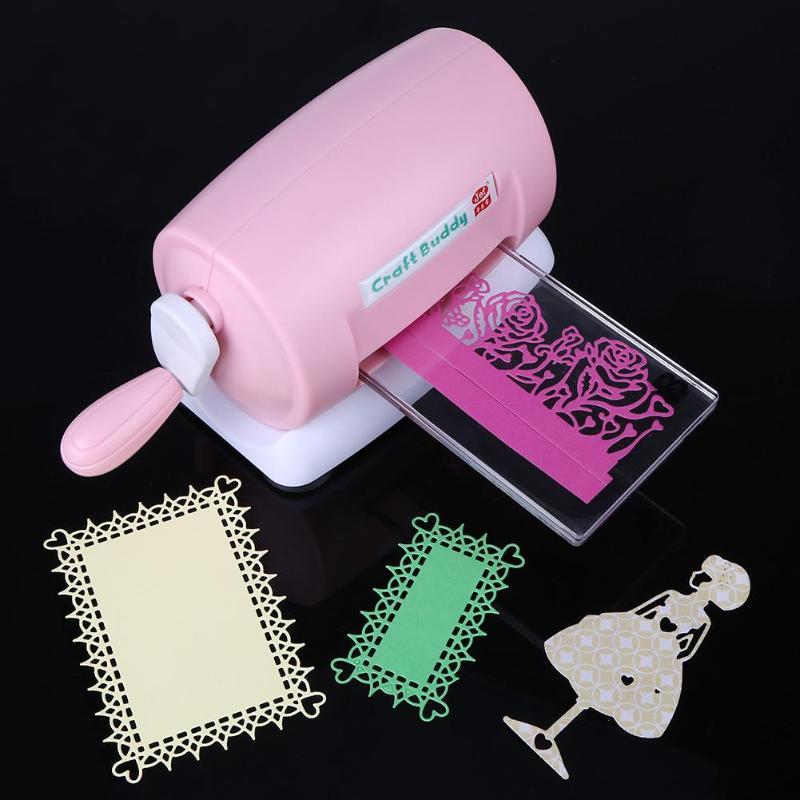 DIY Craft Die-Cut maszyny cięcie papieru maszyna do wytłaczania Scrapbooking maszyna Album Cutter narzędzia do scrapbookingu