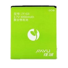 100% Высокое Качество Оригинальный JY-G3 Мобильного Телефона Аккумулятор Для JIAYU G3 G3S G3C G3T Замена Батарей 3000 мАч Бесплатная Доставка
