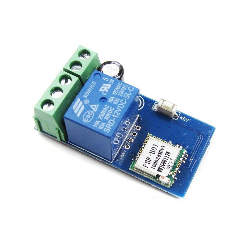 DC 12V 30A Relaismodul Relaisplatine Bistabile Switch Control Modul f/ür Gro/ße Stromschalter f/ür ZFX M138