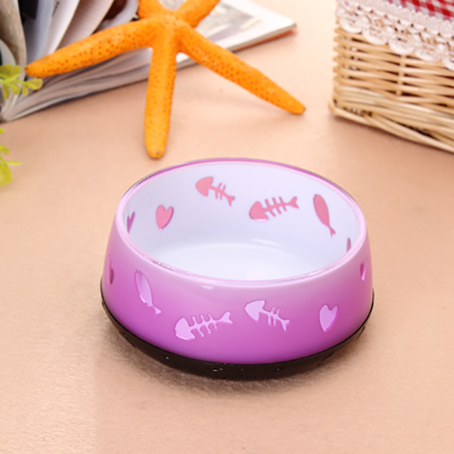 Uncategorized Cute Dog Bowl the rubber cute dog bowl for large small cat feeding food containers animal product pet supply store bbmyy44 in d