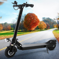 AOXIN 8 inch folding driving two wheeled scooter lithium battery electric scooter mini electric bicycle