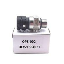 21634021 датчик давления масла и топлива для volvo diesel d12