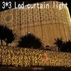 300 Leds Christmas Window Decoration 3m Droop 3m Curtain String Led Lights 220V New Year Garden