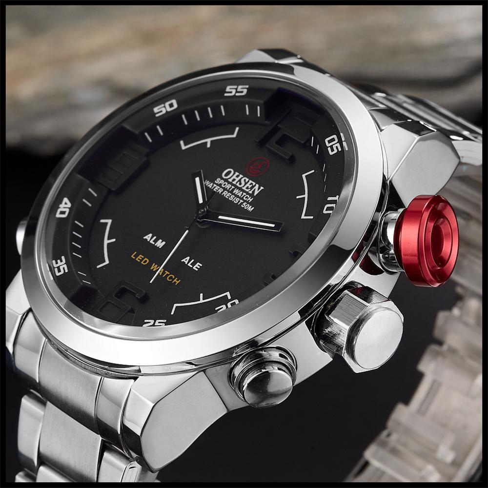 New Watch Men's Military Watches Sports Quartz Wristwatches (27)
