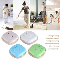 Sweeping Vacuum Cleaner Robot Automatic Rechargeable Wet And Dry Mop Smart Cleaning Machine ABS Induction Floor