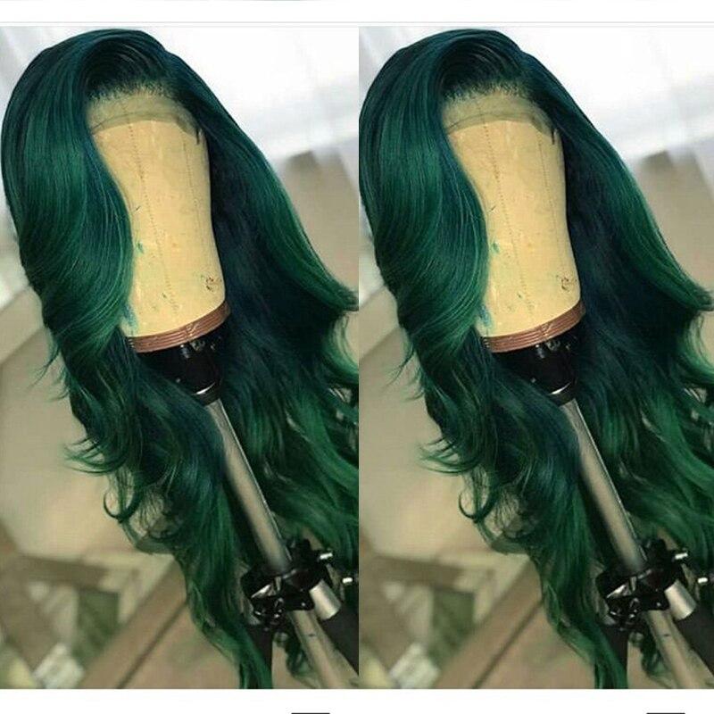 perruque de cheveux brésilien 150% Densité