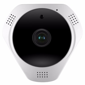 Image 3 - 360 Degree Fish eye 960P HD Panoramic IP Camera 1.3MP Wireless Security Camera & Two Way Audio, Night Vision , Motion Detection