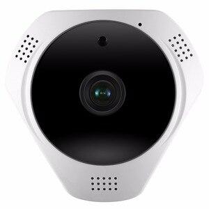 Image 3 - 360 grad Fisch auge 960P HD Panorama IP Kamera 1.3MP Wireless Security Kamera & Zwei Weg Audio, nachtsicht, Bewegungserkennung