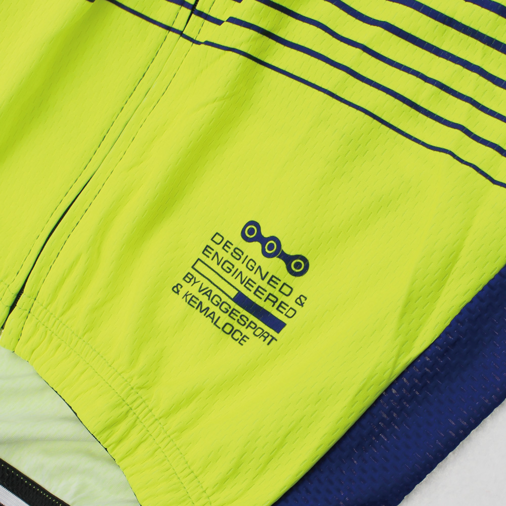 Fluorescence Yellow 2019 Cheap Cycling Clothing Sport Maillot ropa Ciclismo  New Cycling Wear Short Sleeves Race Bike Clothes-in Cycling Sets from Sports  ... 17457616c