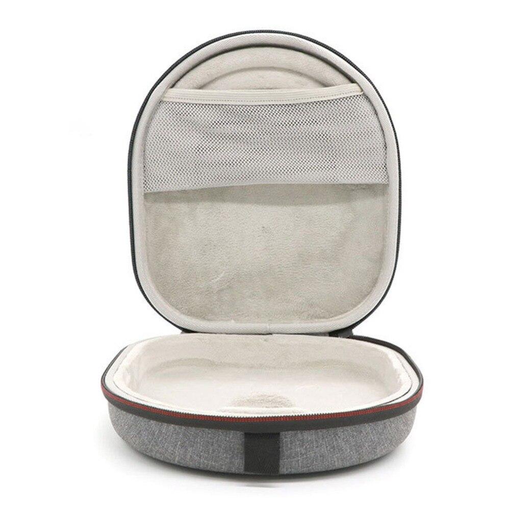 Storage Bag Protable Shock Absorption Durable Waterproof Hard Carrying Zipper Round EVA Travel Accessories Headphones Case H8 H9