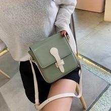 Bags For Women 2019 Leather Flap Clutch Purse Chain Leather Shoulder Bag Female Sac A Main  Ladies Messenger Bags Women Bolsa