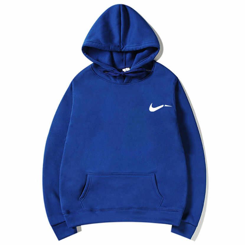 2019 Nieuwe Mode Merk Suprem Hoodie Streetwear Hip Hop Zwart Grijs Hooded Hoody Heren Print Hoodies En Sweatshirts Maat S-3XL