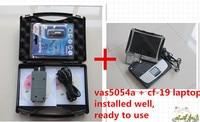 ODIS 4 23 VAS5054A OKI Full Chip VAS 5054A Bluetooth Full Software Installed In CF19 Toughbook
