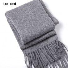 Marca de luxo inverno cachecol 100% lã cashmere xales bandana feminino cachecol moda e envoltórios cinza cachecol poncho pashminas