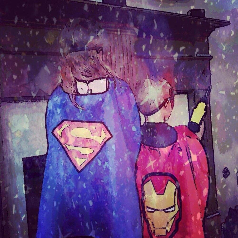 Superhéroe Party Dressup Capas y Máscaras de Disfraces juegos de Rol ...