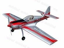 """A122 HAIKONG ZLIN 50E 63.5 """"di Legno Elettrico RC Aeromobili Ad Ala Fissa Modello di Aereo Radio Controlled US Stock"""