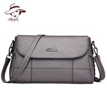 Luxury Women Leather Bags Casual Mini Shoulder Bag High Quality Small Crossbody Flap Bag Female Fashion Shoulder Messenger Bags