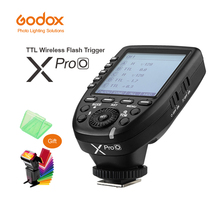 Godox TTL 2.4G X system High-speed LCD Screen Wireless Flash Transmitter Xpro-O For Olympus Pansonic Lumix P5 P3 PL5 GH4 G85
