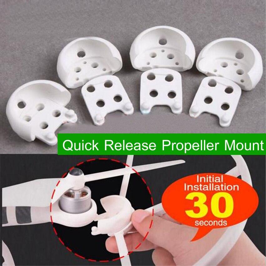 DJI Phantom 3 Quick Release Propeller Guard Protector Bumper Shielding Ring Mount Adapter for DJI Phantom 3 drone accessories