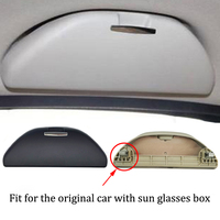 Car Sun Glasses Box Sunglasses Case Holder Storage Case For VW Polo 6R Lavida Bora For