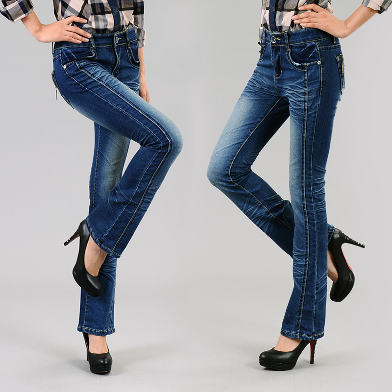Online Buy Wholesale womens bell bottoms from China womens