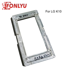 Aluminium Alloy LG K10 LCD Repair Using Precision Mold Alignment Mould Good Quality Laminating Mold high precision metal mold mould for samsung s6 edge g9250 lcd screen laminating and positioning alignment
