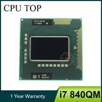 Procesador Intel Core i7 840QM, ordenador portátil, 8M, 1,86 GHz, CPU SLBMP