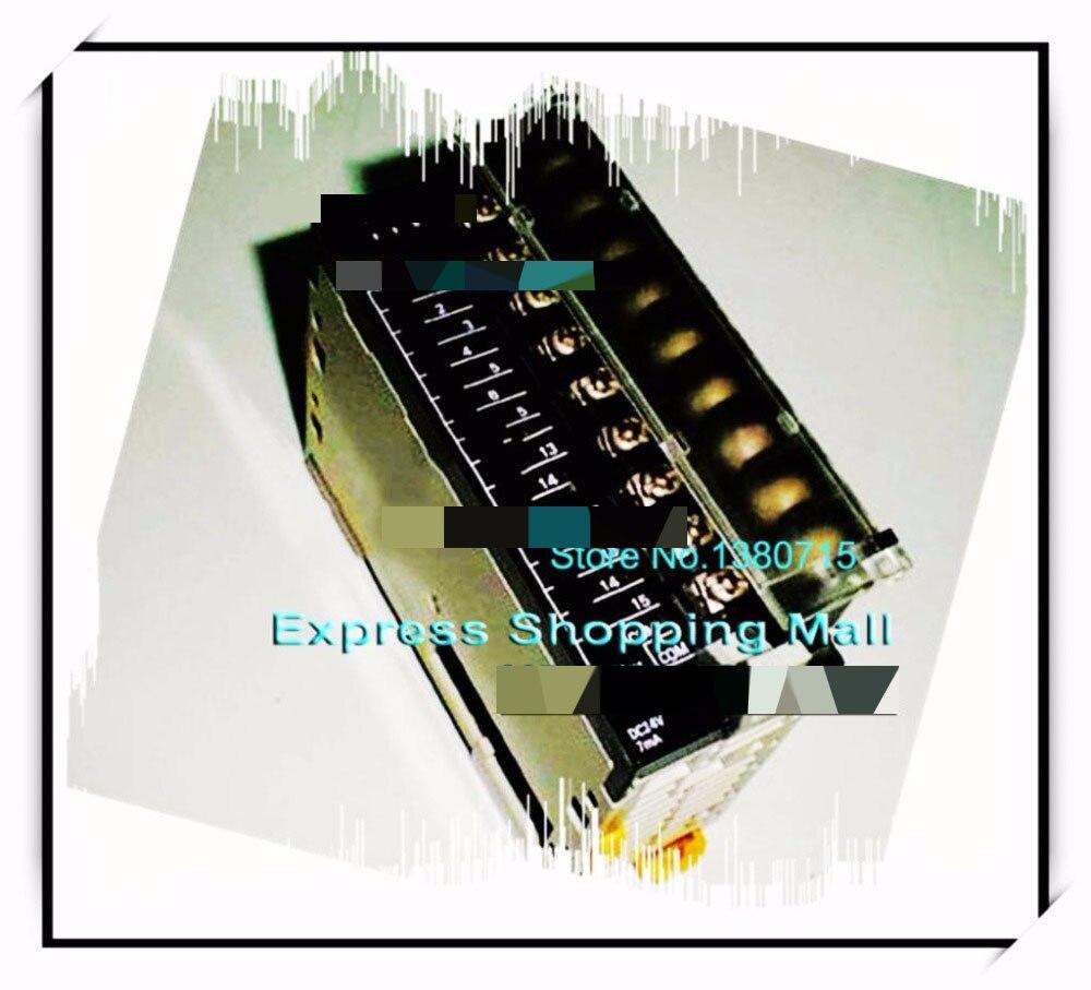 New Original CJ1W-IA201 PLC I/O 8 input point 200-24VAC new original cj1w b7a14 plc i o 64 point input