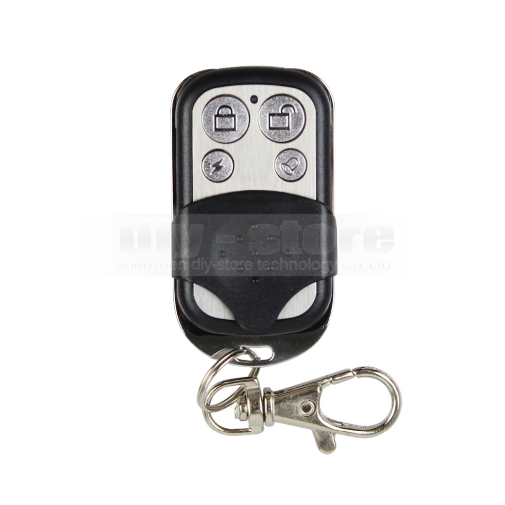 DIYSECUR K3 Wireless 433Mhz Keyfobs Remote Control for Our Related Home Alarm Home Security System туфли basic editions туфли