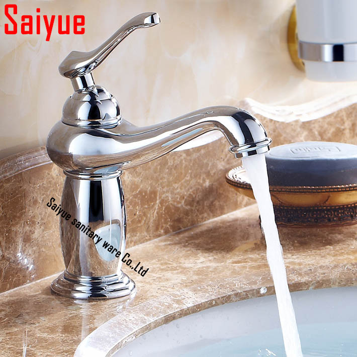 single handle bathroom sink faucet touch on bathroom sink faucet single handle lavatory tap 24115