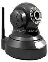 P2P Plug And Play 720P MegaPixel HD Wireless Wifi IP CCTV Camera With Pan Tilt SD