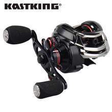 Kastking Baitcasting Reel Centrifugal Right Legend Royale Carp Dual-Brake Magnetic Left