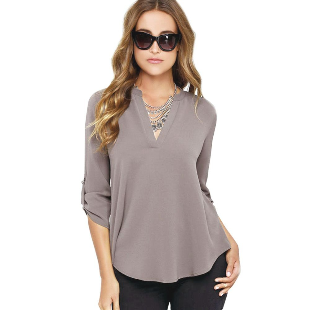 Online Get Cheap Office Tops for Ladies -Aliexpress.com | Alibaba ...