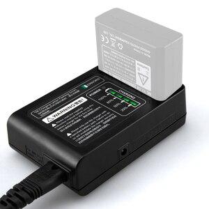Image 5 - Специальное зарядное устройство GODOX VC18, для вспышки Godox V850 V860 V860II, Speedlite, с функцией быстрой зарядки