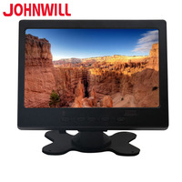 New 7 inch Portable Touch Screen Monitor 1024x600 Resolution HD Display TFT LCD CCTV Computer Monitor VGA HDMI AV Input