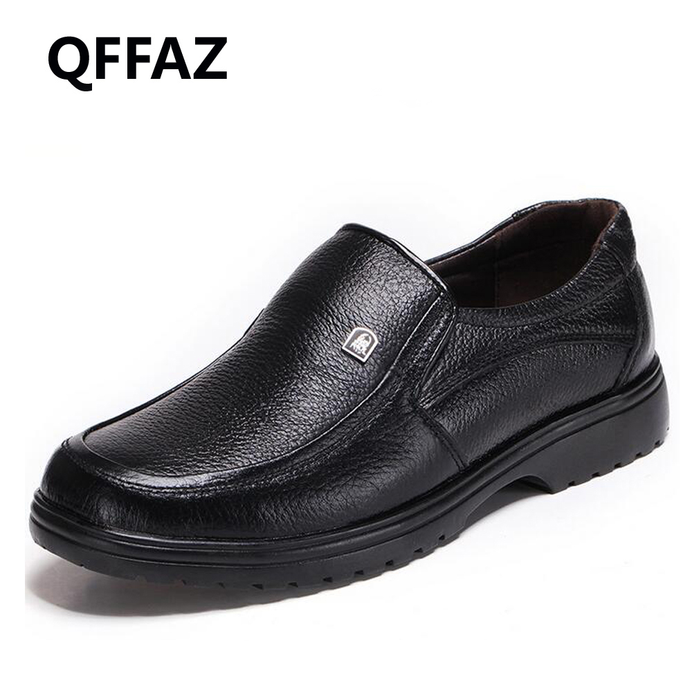 QFFAZ New Arrival Brand Casual Men PU Leather Loafers Shoes Handmade Moccasins Shoes Flats Business Dress men shoes handmade men flats shoes luxury brand business casual men s shoes breathable loafers genuine leather fashion shoes moccasins 8