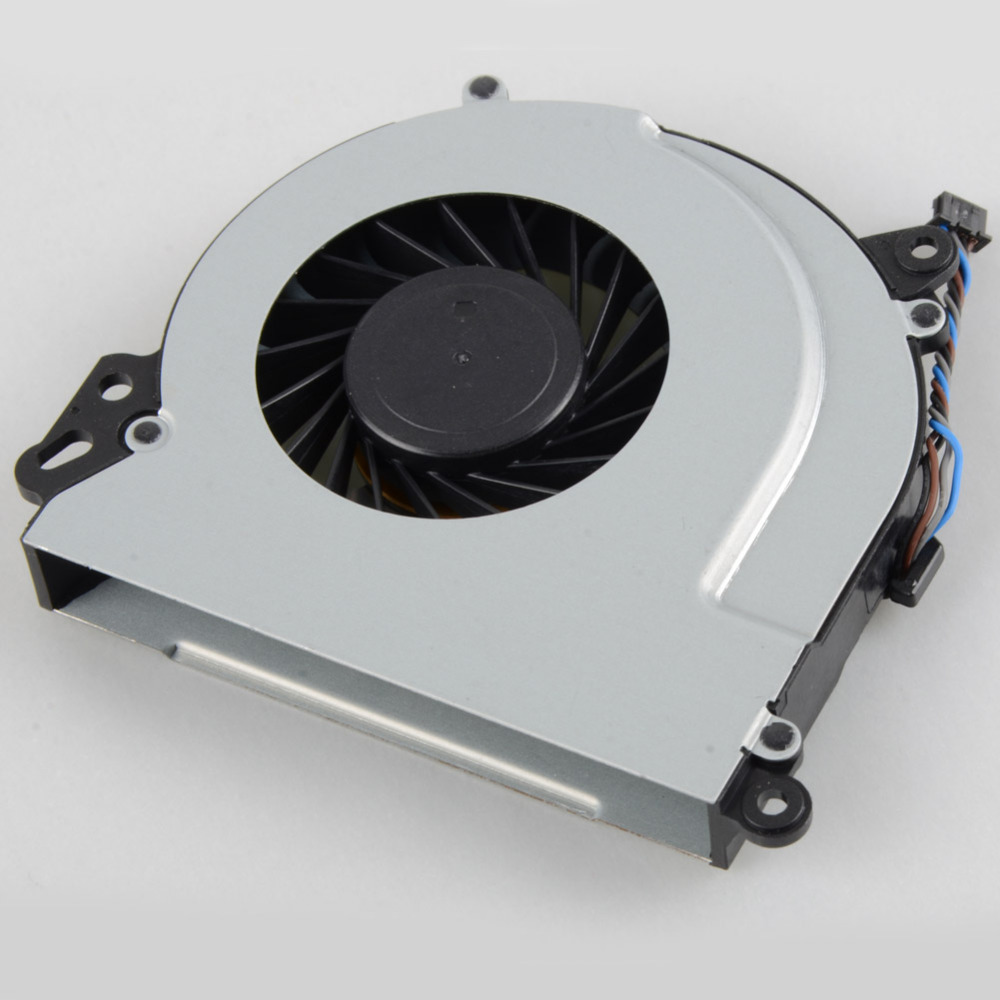 Notebook Computer Cpu Cooling Fans Replacements Fit For HP ENVY 15 720235-001 720539-001 6033B0032801 Cooler Fan P15 574680 001 1gb system board fit hp pavilion dv7 3089nr dv7 3000 series notebook pc motherboard 100% working