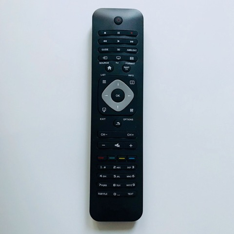 Free Shipping For Philips Smart TV remote control For PHILIPS Parts 55 / 65PFL7730 8730 9340 Series Pakistan