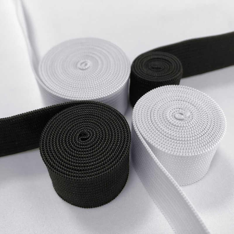 100 см * 2 м тканый плоский трикотажный эластичный шнур для шитья эластичная лента для шитья