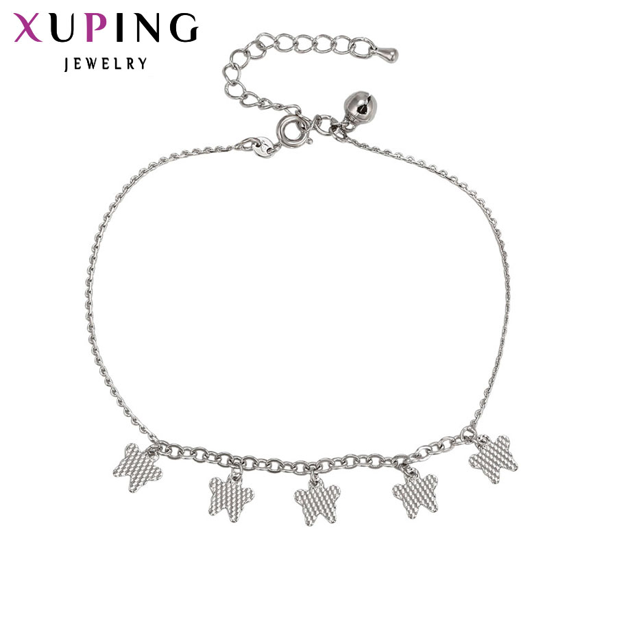 1111 Xuping Anklet Rhodium...