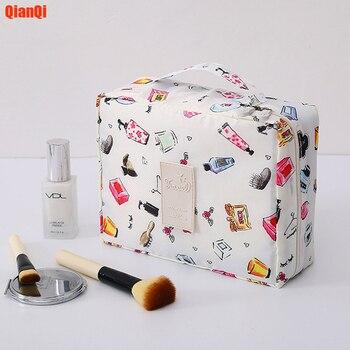 Multifunción viaje, bolso cosmético, Neceser de la mujer bolsas de maquillaje tocador...