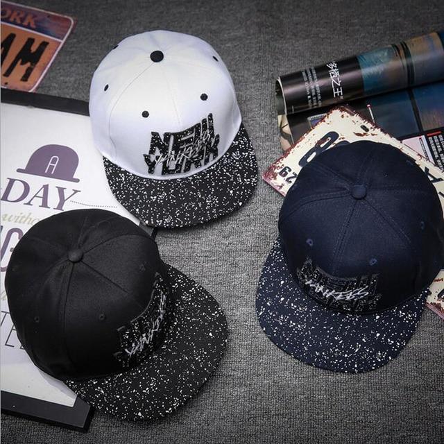 f0935573164 Brooklyn Style Baseball Cap Men women Hat Gorras Planas Snapback Caps New  York Hip Hop Hats