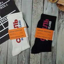 tide brand socks ins hip-hop HERON PRESTON cotton sports socks AE