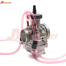 universal 2T 4T engine motorcycle scooter UTV ATV Fit for pwk42 42mm keihin carburetor carburador