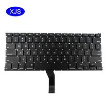 Brand New US laptop keyboard For Macbook Air 13″ A1466 A1369 MD231 MD232 MC503 MC504 2011 -2015 year
